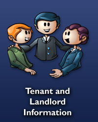 Tenant and Landlord Talking