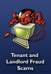Tenant and Landlord Fraud Scams